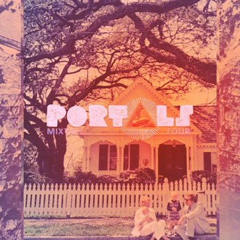 PORTALS Mixtape #4 cover art