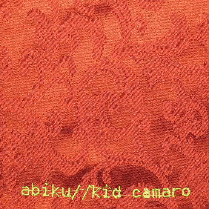 "Abiku/Kid Camaro-Split 7"" cover art"