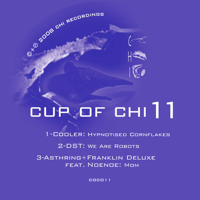 Cup Of Chi Volume 11. cover art
