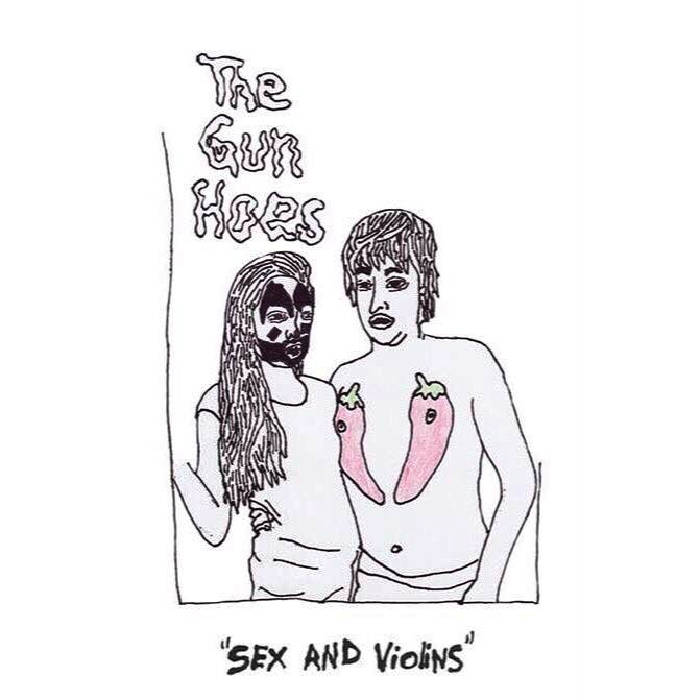 """Sex and Violins"" cover art"