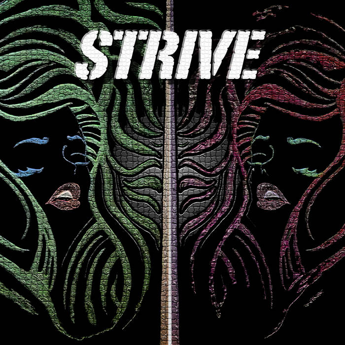 Strive cover art