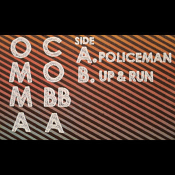Policeman cover art