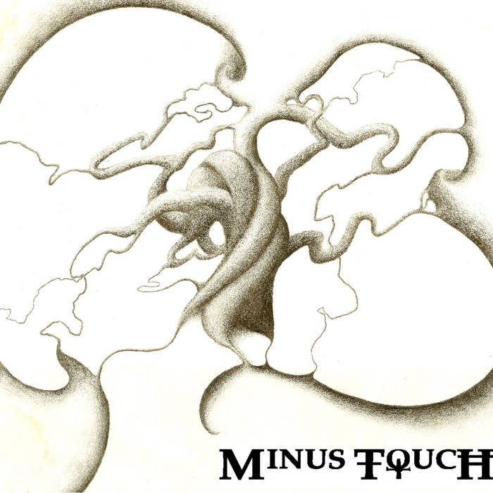 Minus Touch EP cover art