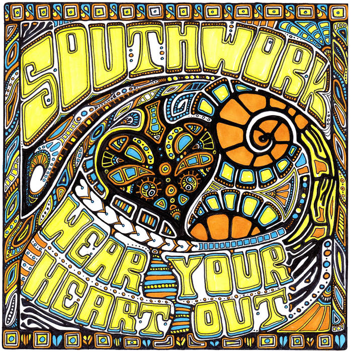 Wear Your Heart Out | LP cover art