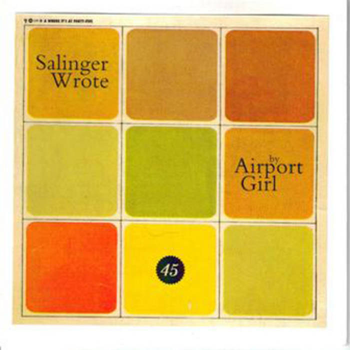 Salinger Wrote cover art