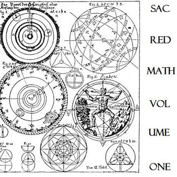 sacred math, volume one cover art