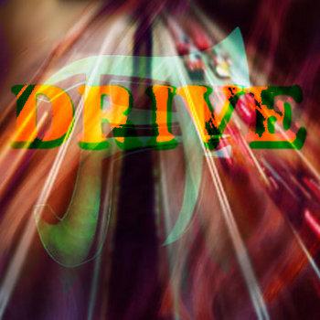 DriVe (VOL.1) -Mixtape cover art