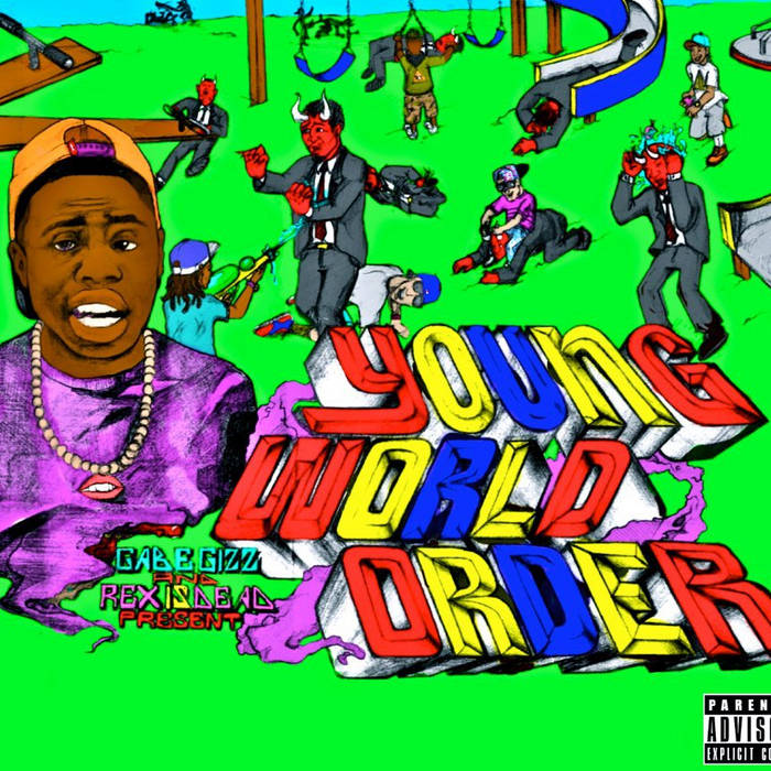 YoungWorldOrder cover art