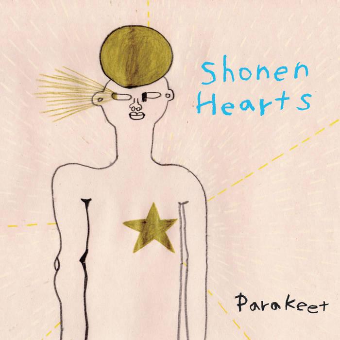 Shonen Hearts EP cover art