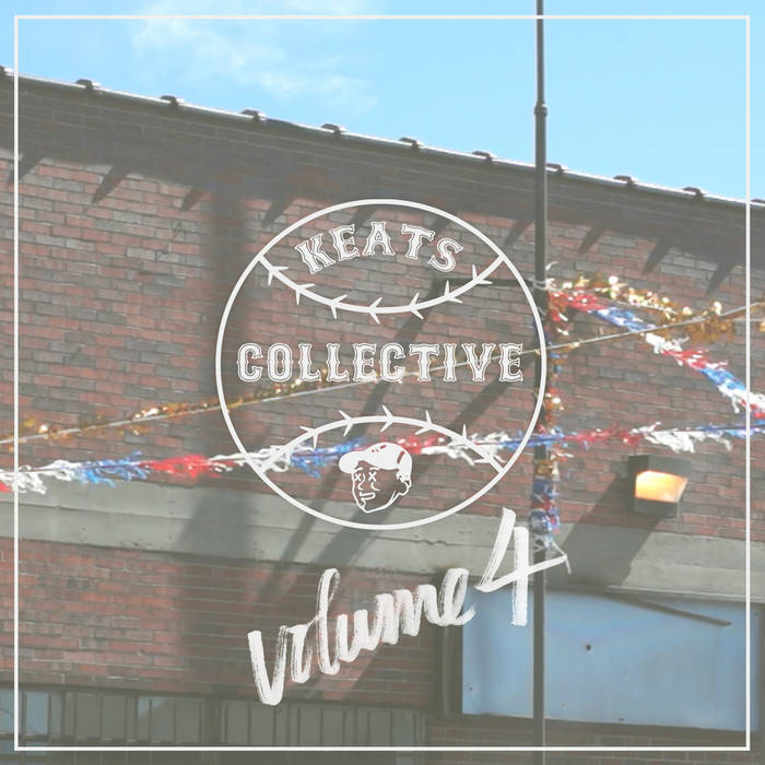 KEATS//COLLECTIVE Vol. 4 cover art