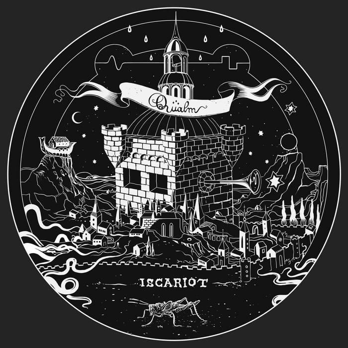Qualm / Iscariot cover art