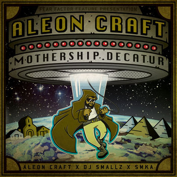 Mothership Decatur cover art