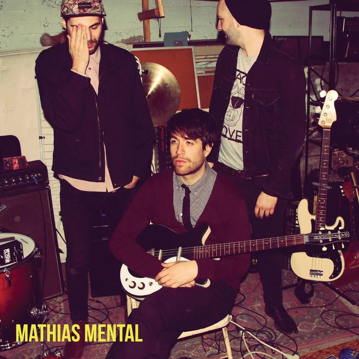 Mathias Mental cover art