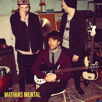 Mathias Mental cover art