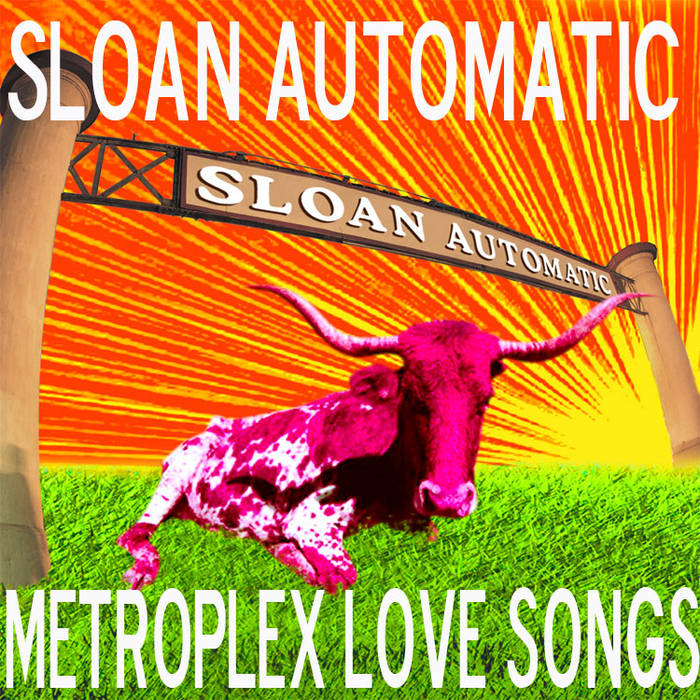 """Metroplex Love Songs"" cover art"
