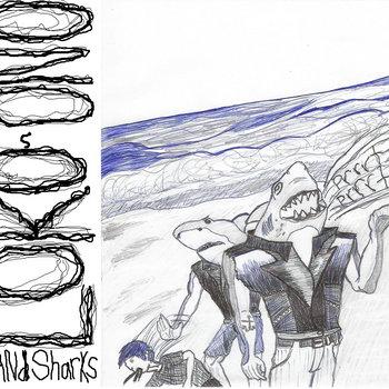 LAND SHARKS! cover art