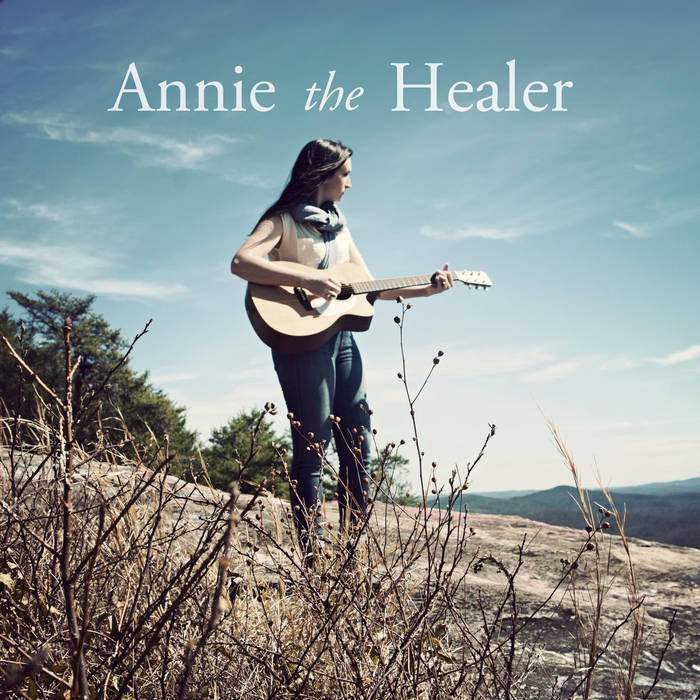 Annie the Healer cover art