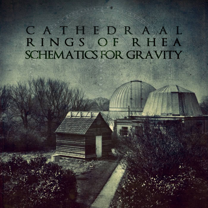 Split with Rings of Rhea & Cathedraal cover art
