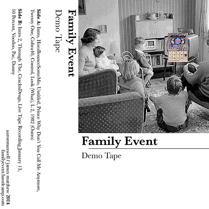 DEMO TAPE cover art