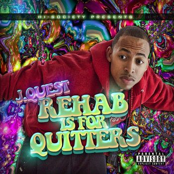Rehab Is For Quitters LP cover art