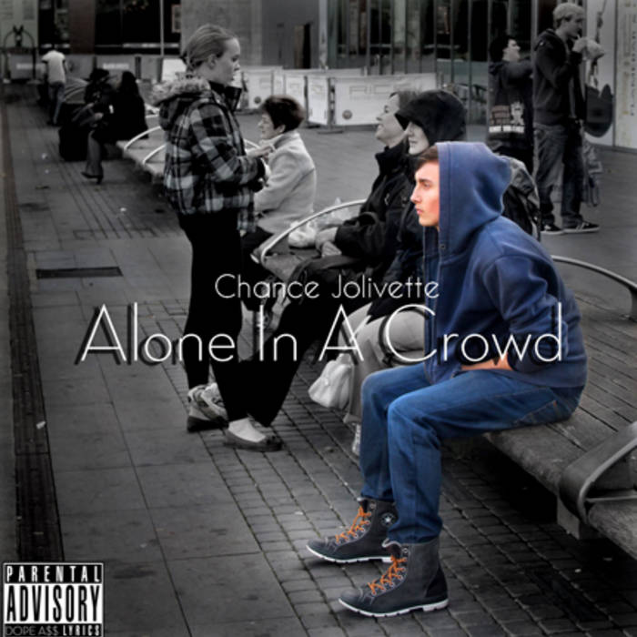 Alone In A Crowd cover art