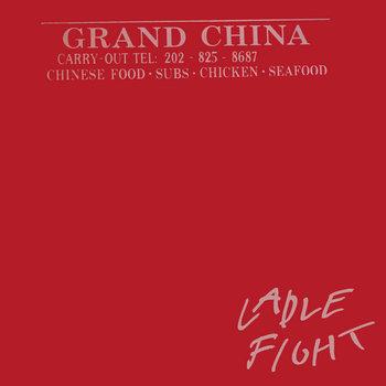 Grand China EP cover art