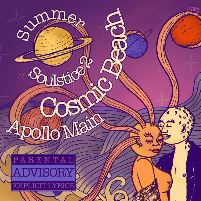 Summer Soulstice 2: Cosmic Beach cover art