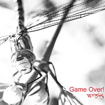 Weinglas - Game Over cover art
