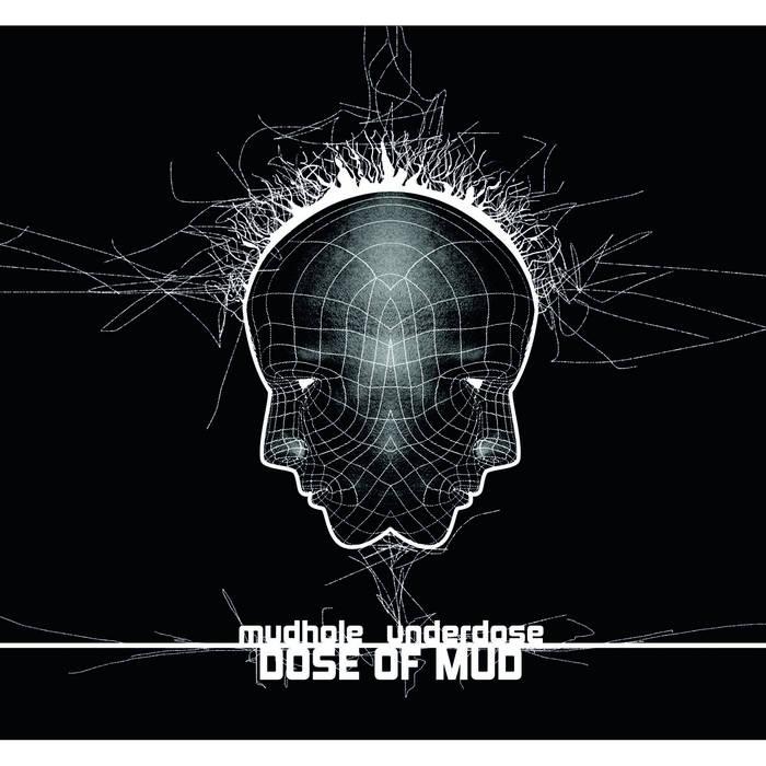 Dose Of Mud - Split CD cover art