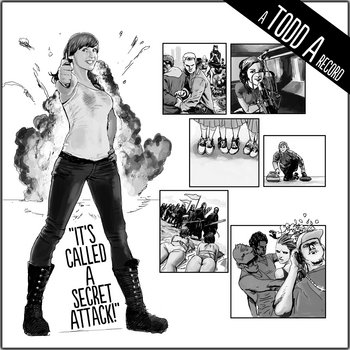 """It's Called A Secret Attack!"" cover art"
