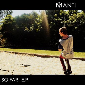 so far EP cover art