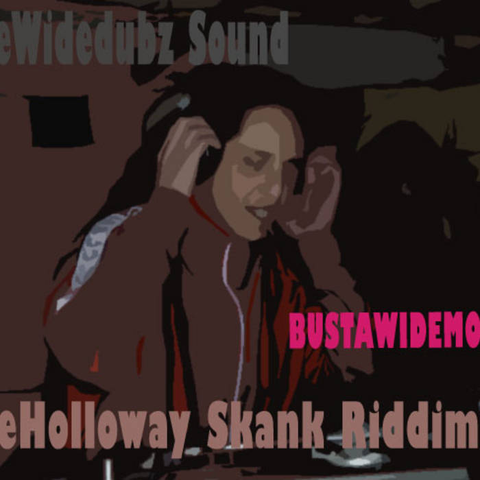 The Widedubz Sound presents Holloway Skank cover art