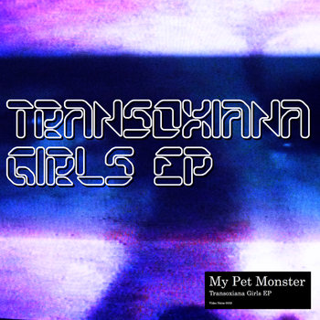 Transoxiana Girls EP cover art