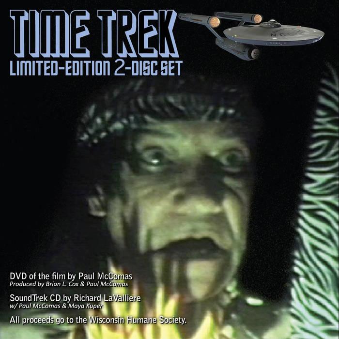 TIME TREK SoundTrek cover art