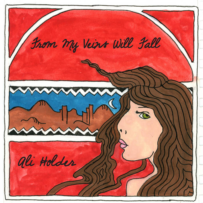 From My Veins Will Fall cover art