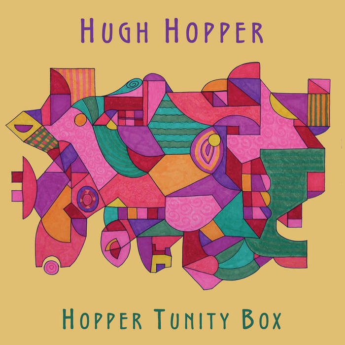 Hopper Tunity Box cover art