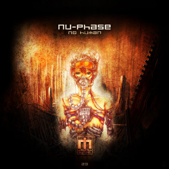 Nu-Phase - No Human cover art