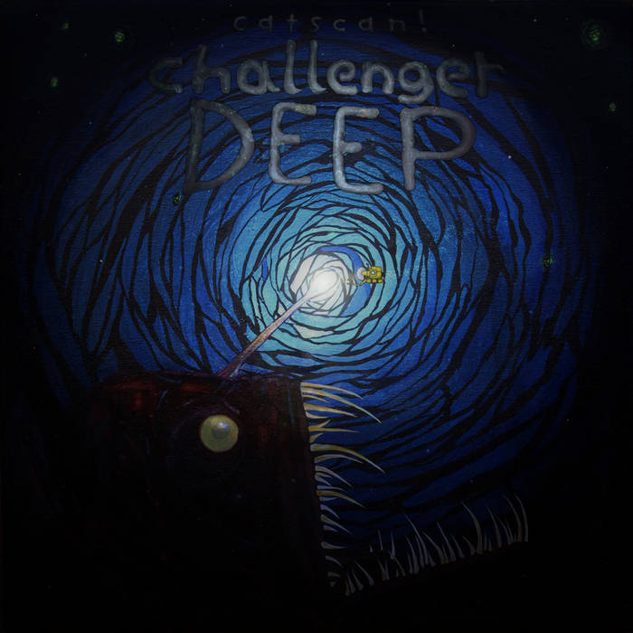Challenger Deep cover art