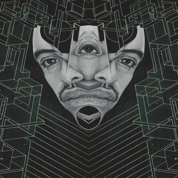 The Xpander/The Dreamer EP cover art