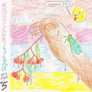 Mixtape #5 - Summer 2015 cover art