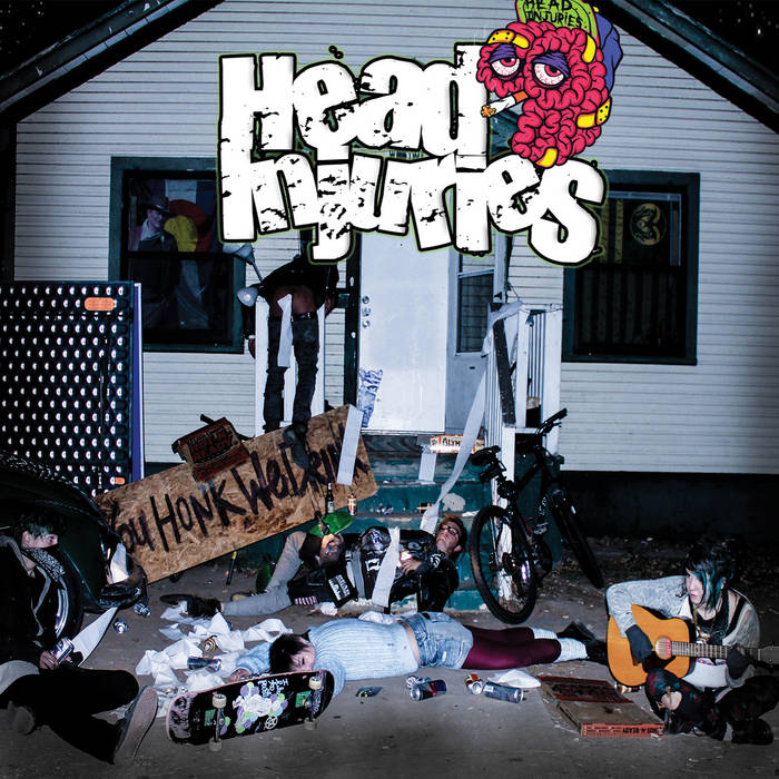 Head Injuries cover art