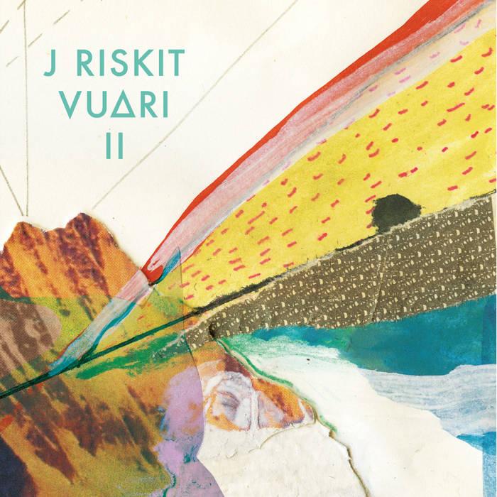 V U ∆ R I ep II cover art