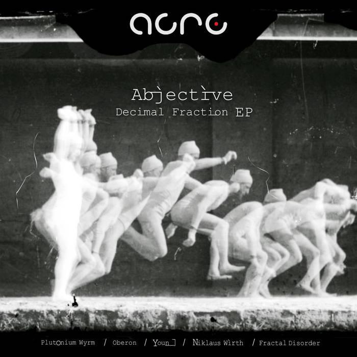 Decimal Fraction EP cover art