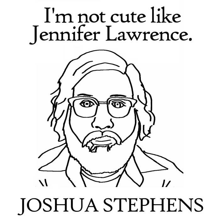 I'm Not Cute Like Jennifer Lawrence cover art