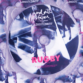 Goodwill Falcon / Rugby -Split- cover art