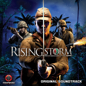 Rising Storm Original Soundtrack cover art