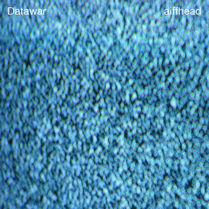 Datawar cover art