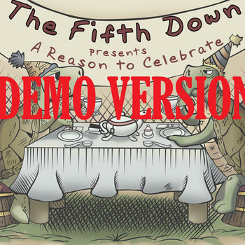 Demo Version: A Reason to Celebrate cover art