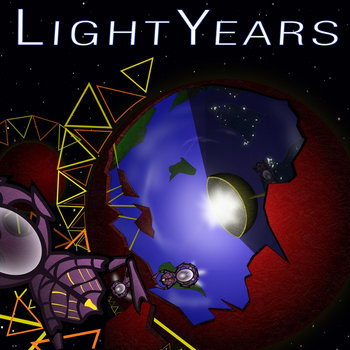 Light Years cover art