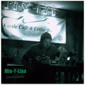 Live At The Castle Cafe Cellar Bar - Cardigan 20/6/2014 cover art